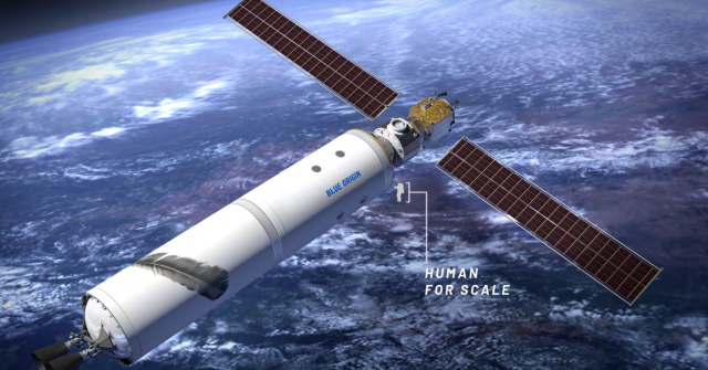 Blue Origin space station