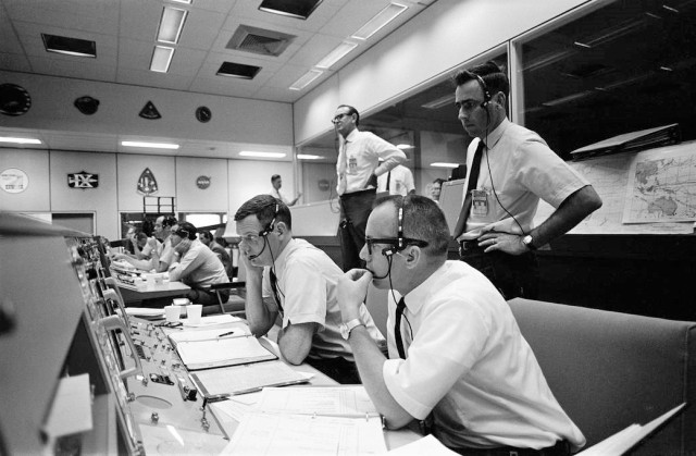Mission Control, 1969