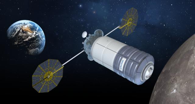 Cygnus-derived habitation module
