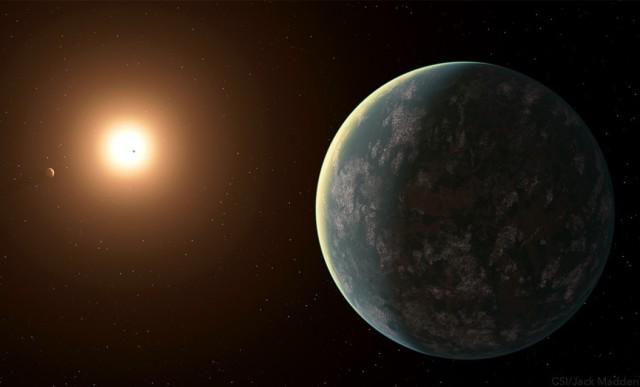 Planet GJ 357 d