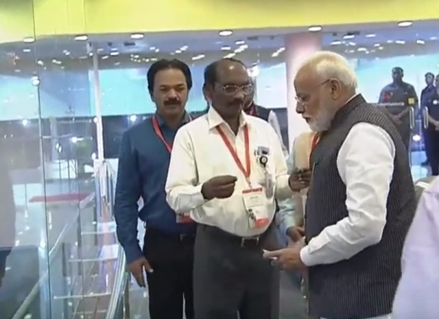 Indian officials