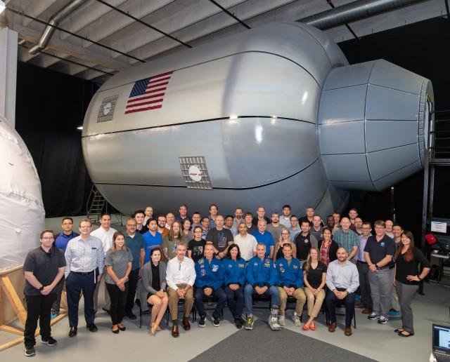 Bigelow Aerospace team