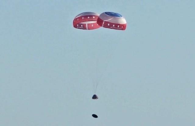 Starliner pad abort test