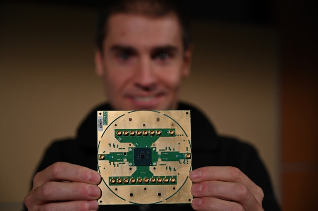Intel's new quantum chip