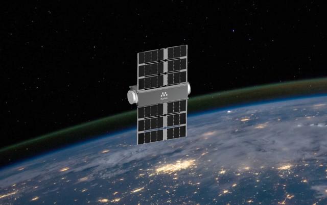 Myriota satellite