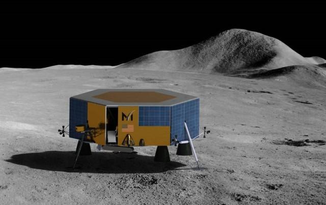 XL-1 lander
